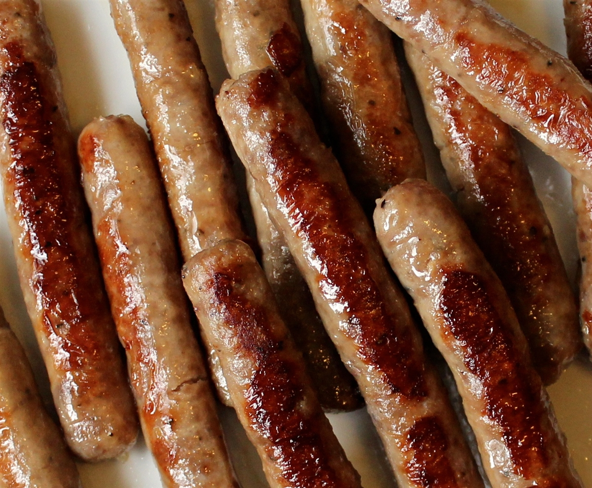 red top farms breakfast sausage premier proteins